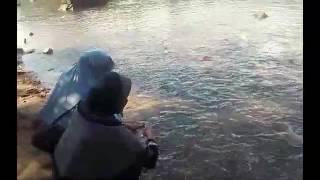 Download Video Marab lauk disitu sangiang talaga majalengka by mang momon MP3 3GP MP4