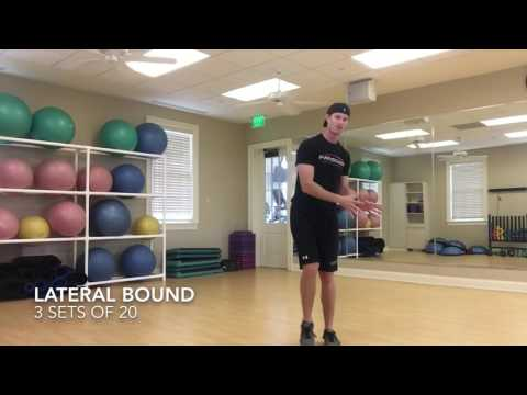How to workout for more power in golf swing