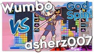 God Spin – Wumbo vs asherz007 (PC)