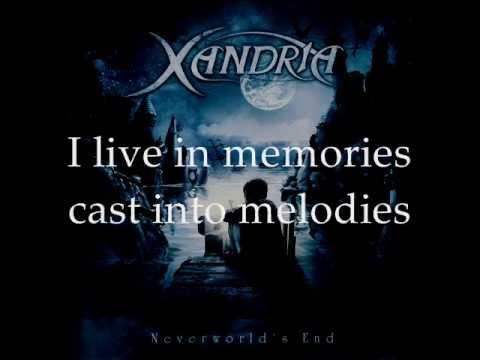 Xandria - Valentine (with lyrics)