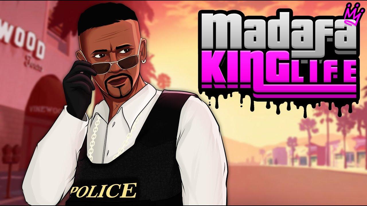 El detective mas fachero de Madafaking Life #1 GTA   Kenai