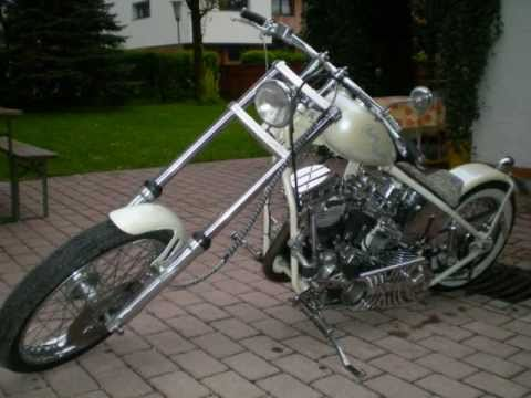 that old panhead of mine