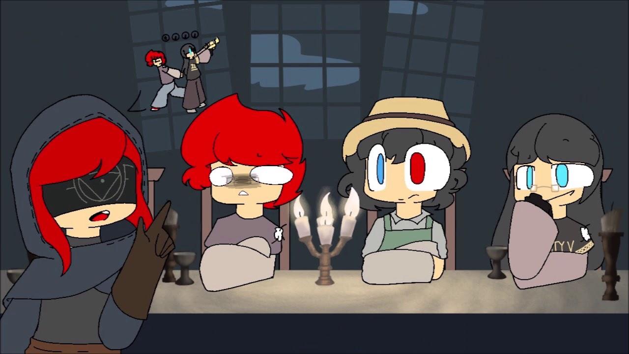 RPG Meme ll Flipaclip (Identity V)(Lazy)