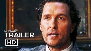 THE GENTLEMEN Official Trailer (2020) Matthew McConaughey, Charlie Hunnam Movie HD