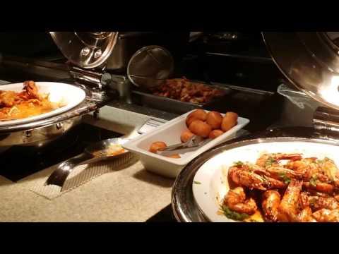 Carousel buffet dinner @Royal plaza Hotel Scott