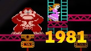 Indiana Jones, Donkey Kong, and MTV Made 1981 Awesome for Geeks - History of Awesome