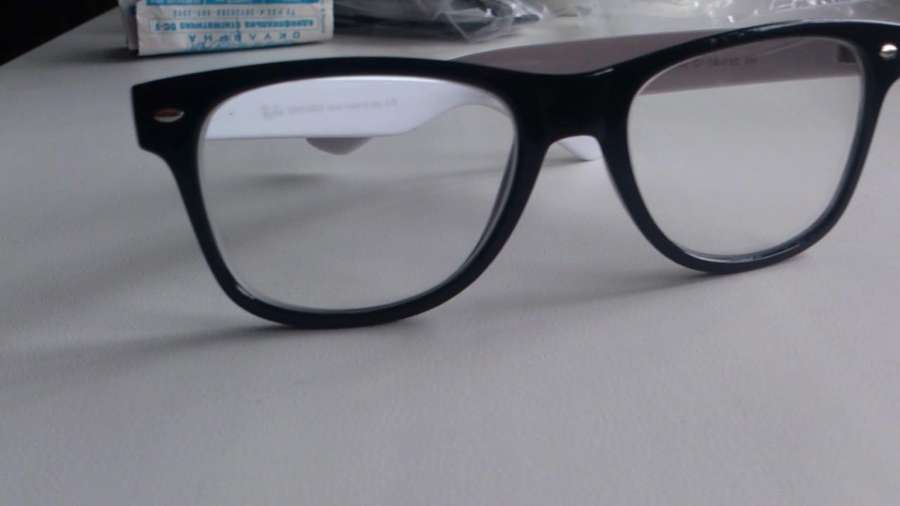 очки рей бен фото
