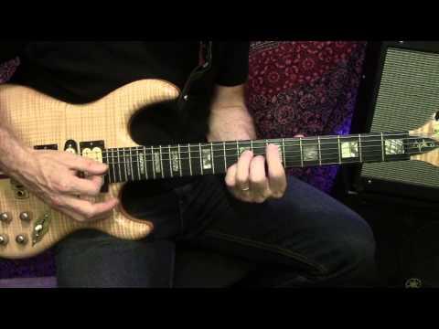 Stella Blue: Jerry Garcia Complete Guitar Lesson TRAILER