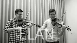 NIGHTWISH - Élan - Violin Duet (+ Piano/Guitar/Cajon)