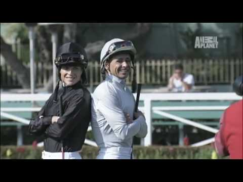JOCKEYS: Mike & Chantal Compete Against Each Other