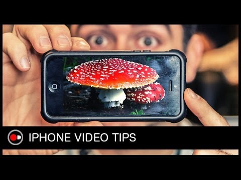 how to make good youtube videos with iphone