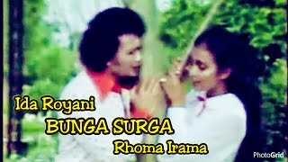 Bunga Surga Rhoma Irama ft Ida Royani Original of filmRaja DangdutTh 1979