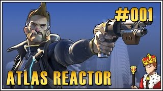 Let's Play Atlas Reactor #001 - Die ersten Gehversuche (Let's Play|Deutsch|German)
