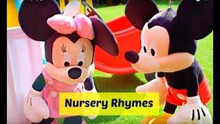 Nursery Rhymes with Minnie and Mickey *Canciones Infantiles Para Ninos
