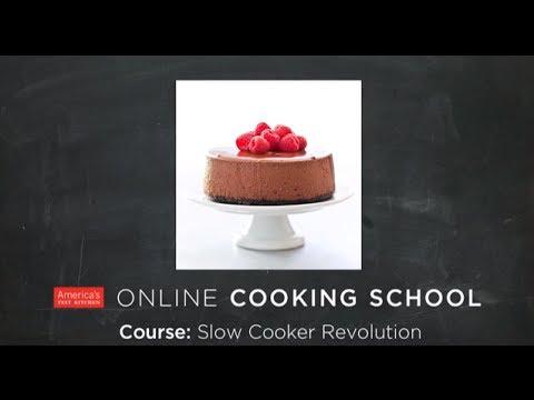 Test Kitchen Slow Cooker Revolution