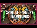 Ridicuolous Spirit of Harmony Farming Trick (WoW Gold Guide)