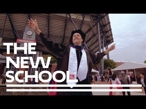 The New School: Celebrating Commencement 2018
