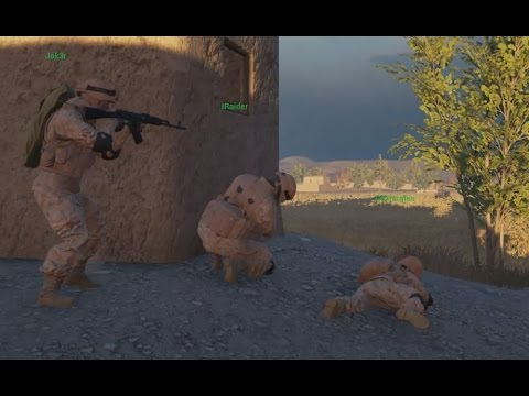 A SiC Play: Squad(Leader) - Bringing The Gear From The Rear