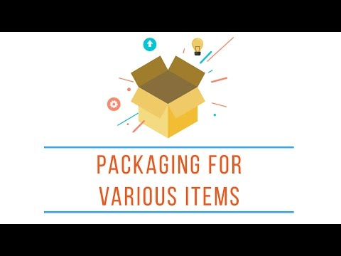 Packing For Various Items