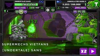 [supermechs] Defeating Titan| ⚔| |●●●