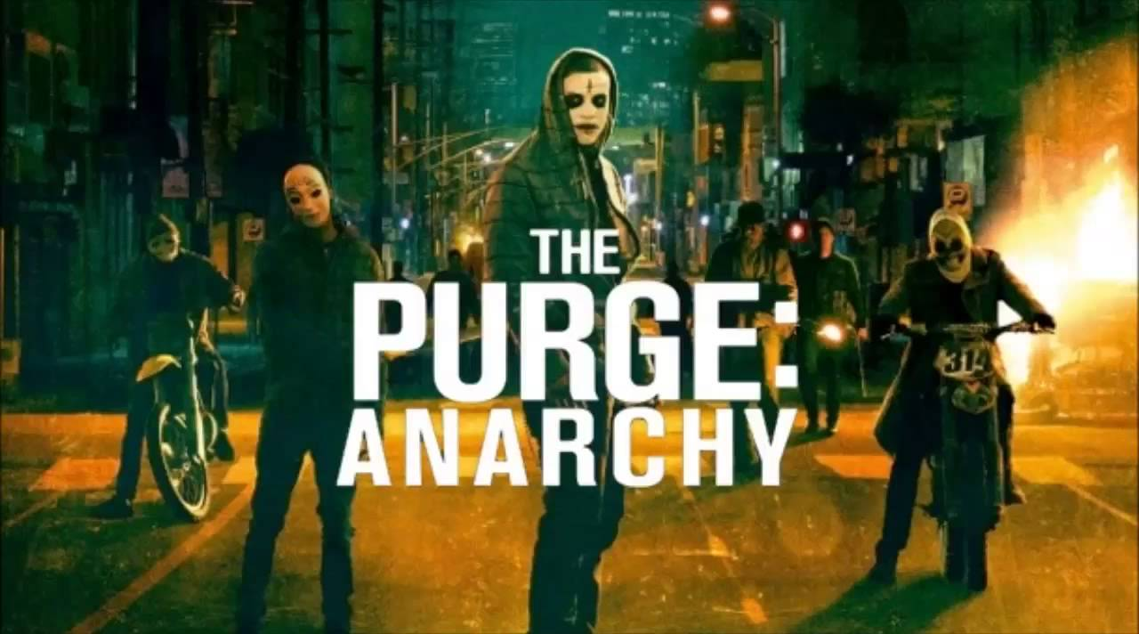 Anarchy Nation Pictures the purge: anarchy soundtrack - a nation reborn