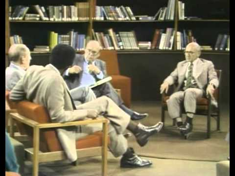 Free to Choose Part 8: Who Protects the Worker Featuring Milton Friedman