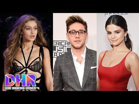 Gigi Hadid's Almost NIPSLIP - Niall Horan...