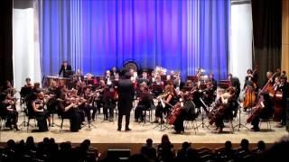 П.И.Чайковский Симфония 2 (1 часть)