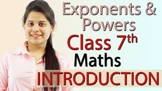 """Gambar cover """"Exponents and Powers"""" Chapter 13 - Introduction - NCERT Class 7th Maths Solutions"""