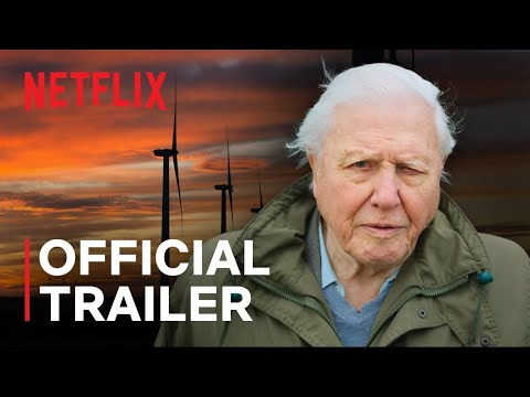 Breaking Boundaries: The Science of Our Planet   Official Trailer   Netflix
