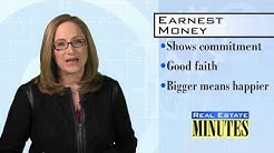 How Do Earnest Money Deposits Work?