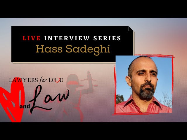 Hass Sadeghi, Lawyoracle, California, USA