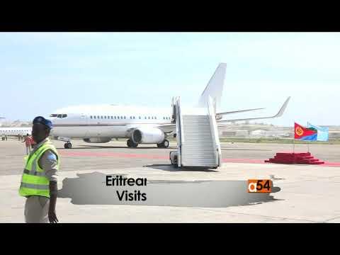 Eritrean President Isaias Afwerki's trip to Somalia