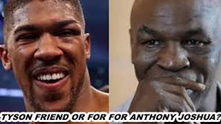 MIKE TYSON GOES AGAINST WILDER AND SELL OUT TO JOSHUA BIG TIME