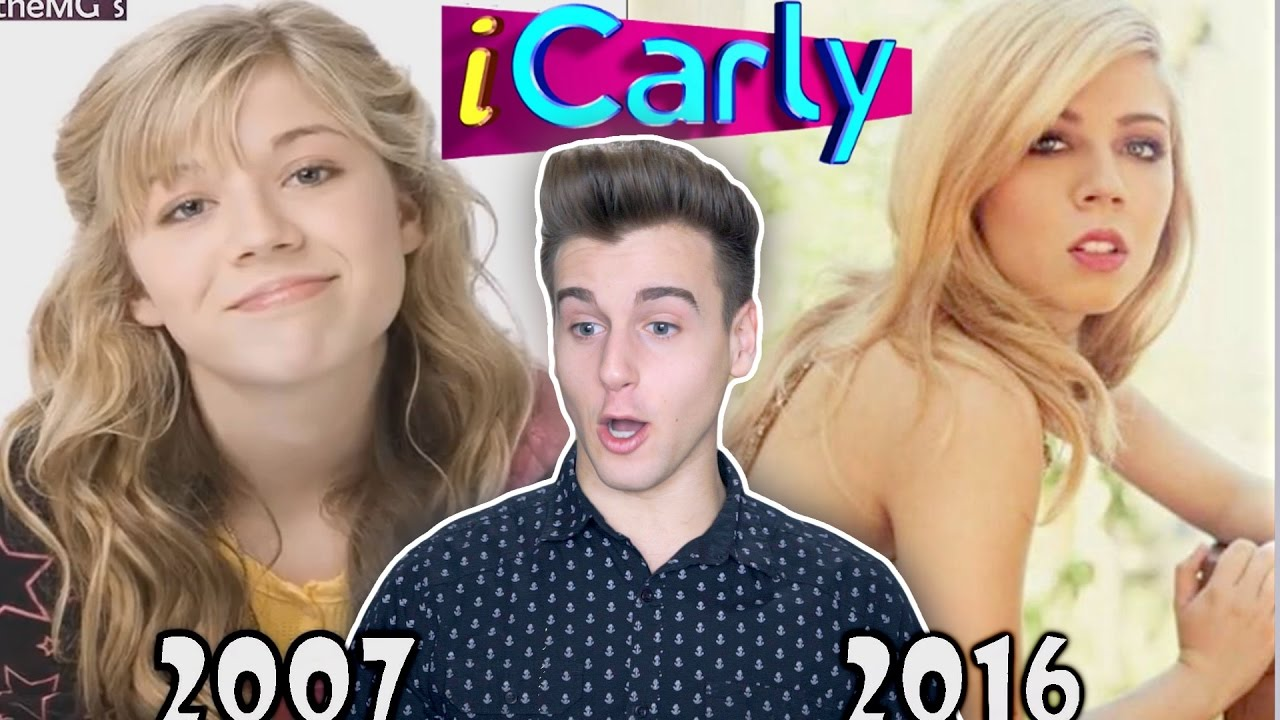 icarly then and now youtube