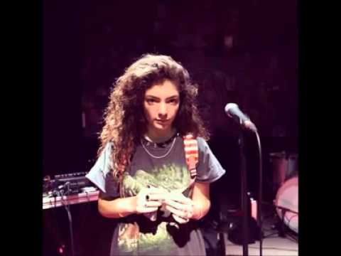 Lorde - Mama Do