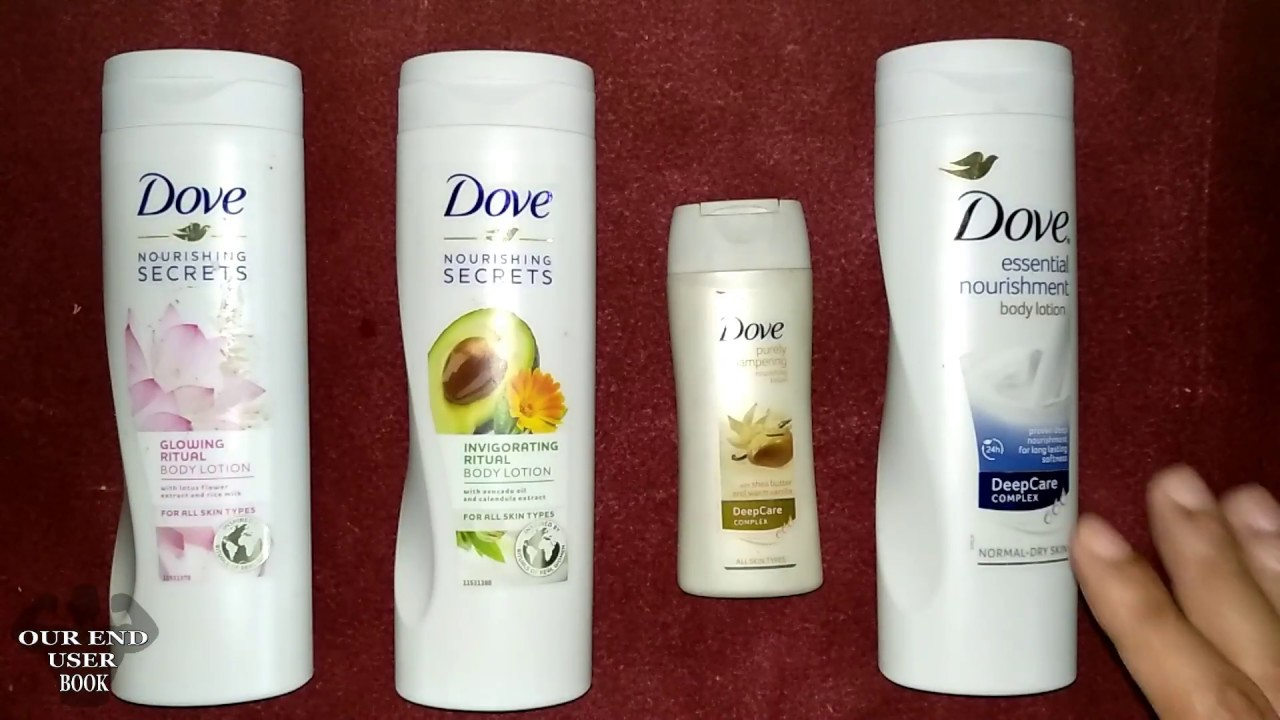 Top 11 Dove Body Lotion For Fair Glowing Skin And Review In Hindiबॉडी लोशन  हिंदी में समीक्षा