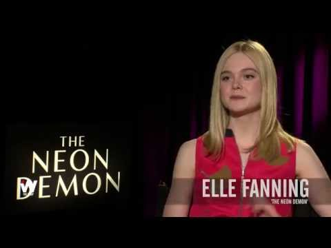 The Wrap - The Neon Demon Interview