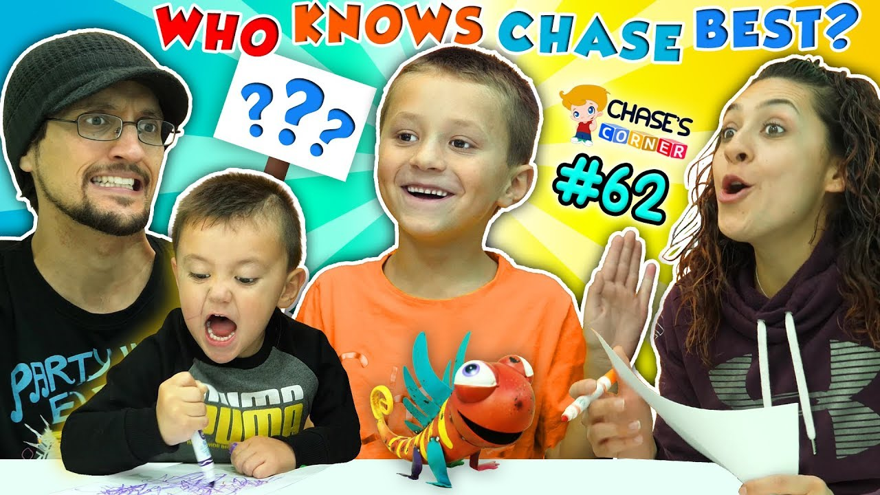 Download Chase's Corner: WHO KNOWS FGTEEV CHASE BEST? #62   DOH MUCH FUN