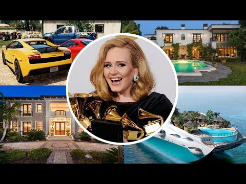 Adele Net Worth  Income, Biography, Family, House, Cars 2018