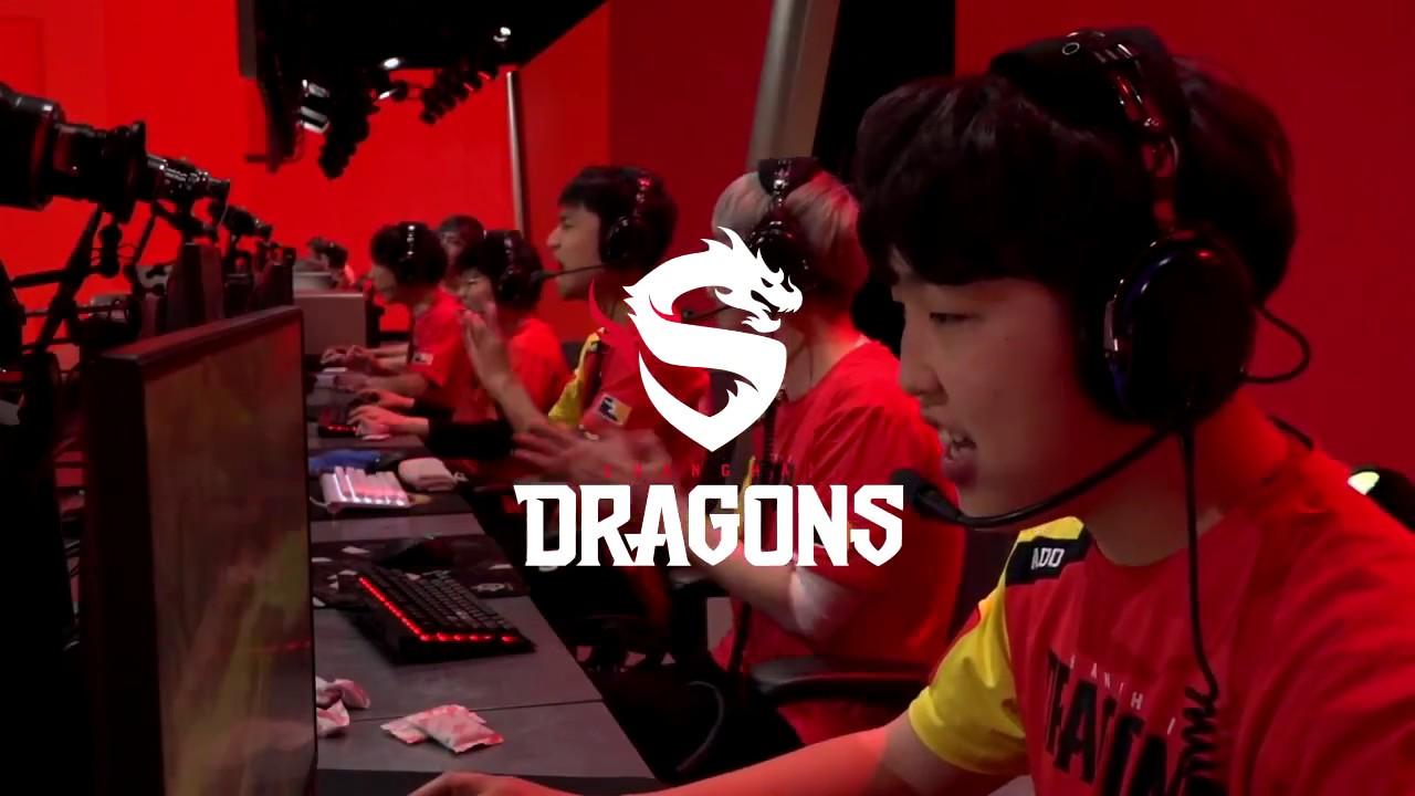 Shanghai Dragons Team Day! June 1st, 16:00 PST!!!