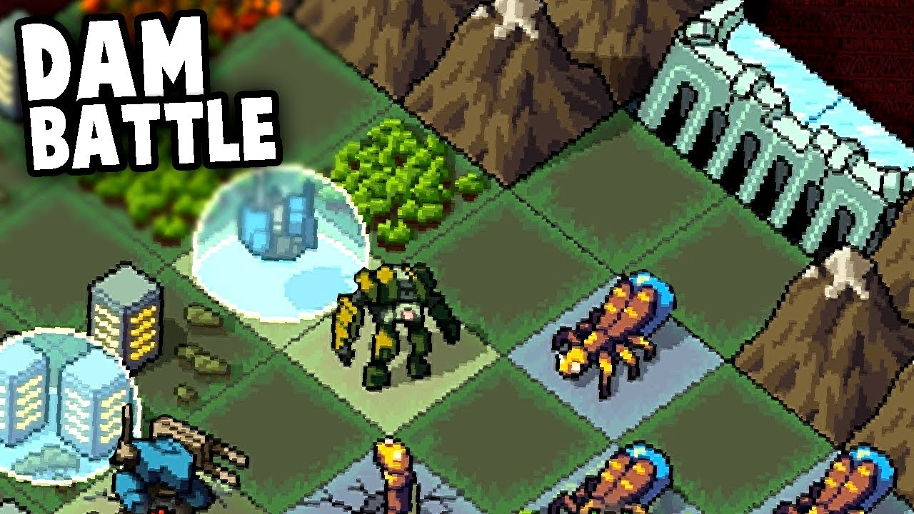 Into the Breach!  Mech Warriors vs Kaiju Monsters! From the Makers of Faster than Light!