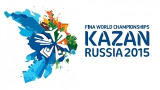The 16th FINA World Championships Kazan. Opening ceremony.