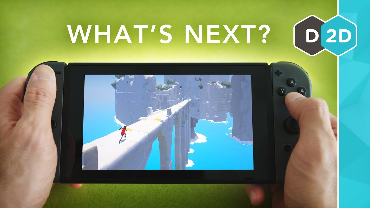 Nintendo Switch - So You Finished Zelda... Now What?