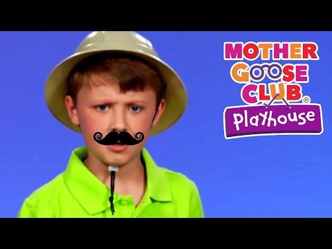 Eeny Meeny Miney Moe + Super Simple Songs for Kids   Mother Goose Club Playhouse   Baby Songs Rhymes