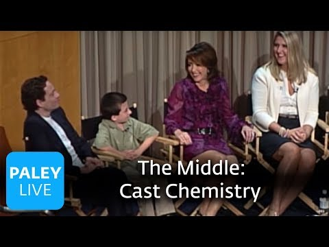 The Middle - Patricia Heaton on Cast Chemistry (Pa...