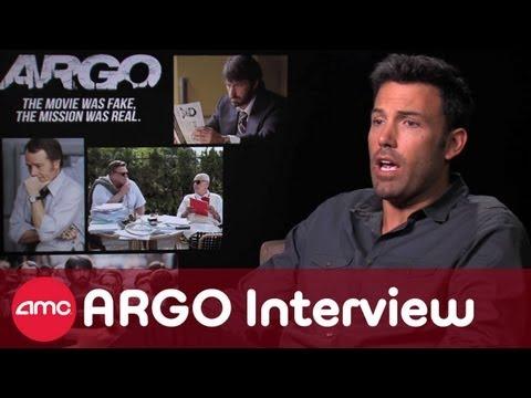 ARGO star/director Ben Affleck talks with AMC Movie News