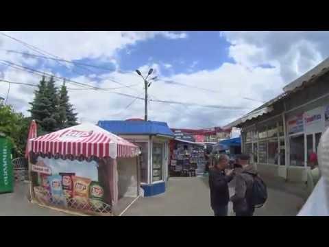 Рынок Барабашово. Пятница. Хозяйственные ряды