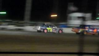 Cedar County Raceway Fall Bash Stock Car Feature