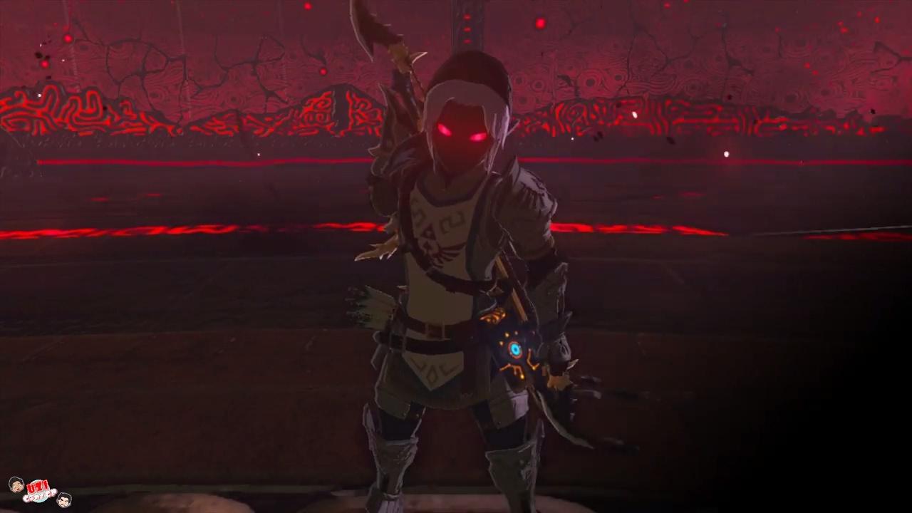Zelda Breath Of The Wild  How To Defeat Calamity Ganon -7202